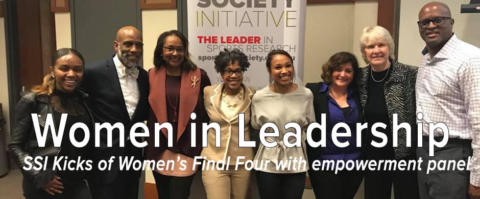 Women's Leadership Sports Event photo